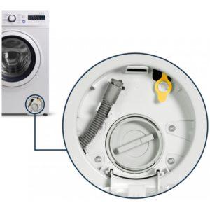 Сливное отверстие стиральной машины