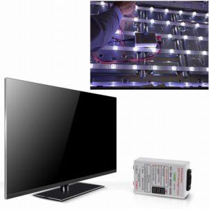 ремонт подсветки матрицы ЖК телевизора