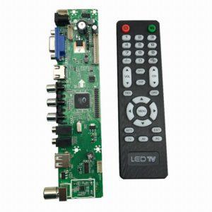 ремонт пульта и приёмника телевизора